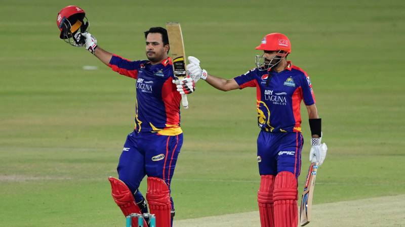 Sharjeel's ton goes in vain as United upstage Kings in high-scoring match