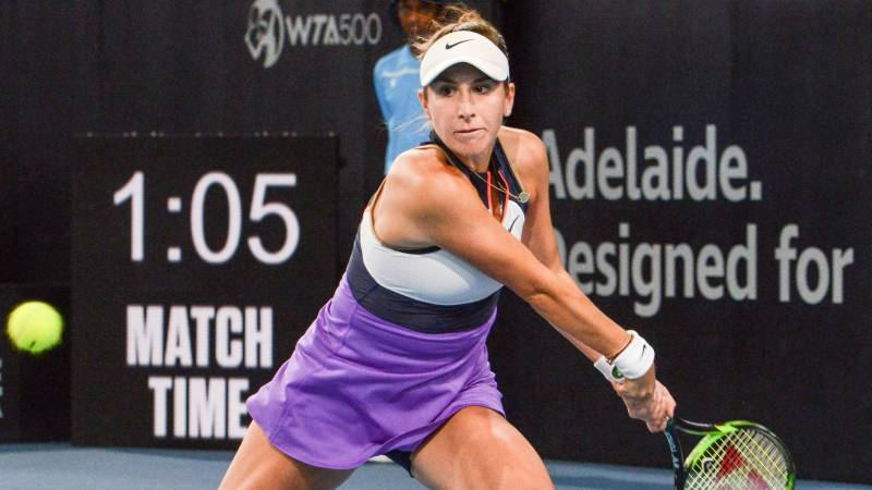 Bencic sets up final against Swiatek with epic win over Gauff