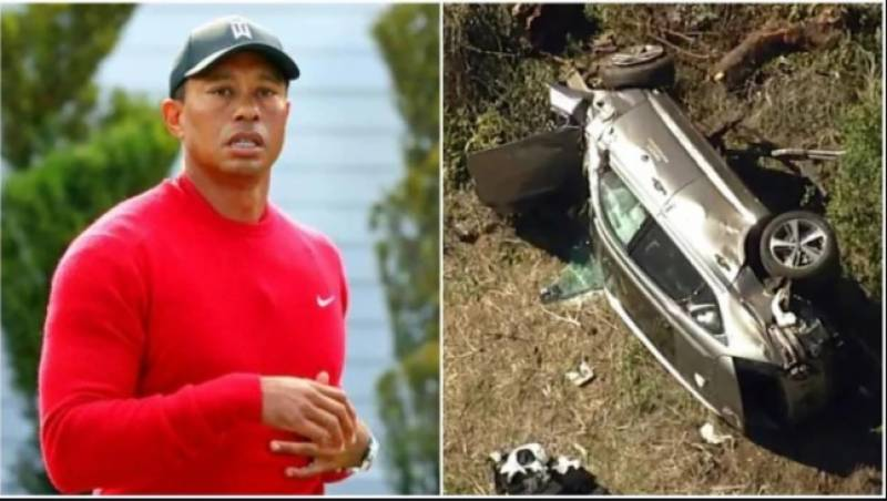 Tiger Woods transferred to Los Angeles hospital for further treatment