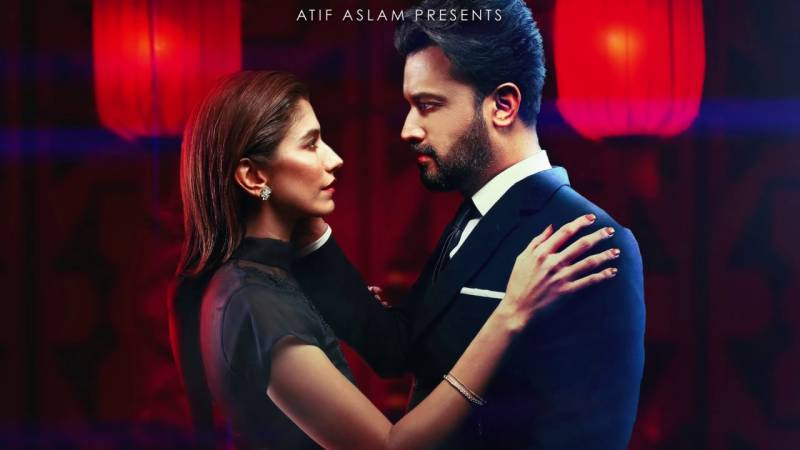 Atif Aslam's new song Raat an instant hit