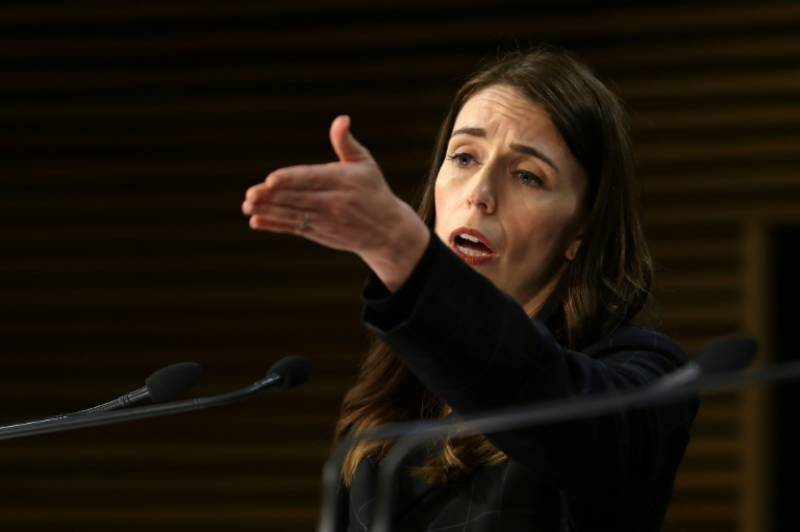 Ardern tells Kiwis to rebuke coronavirus rule-breakers