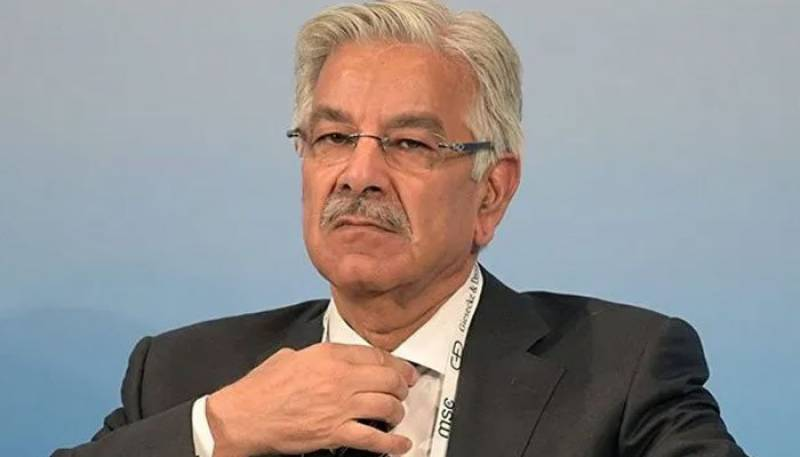 Court extends Khawaja Asif's judicial remand to March 12