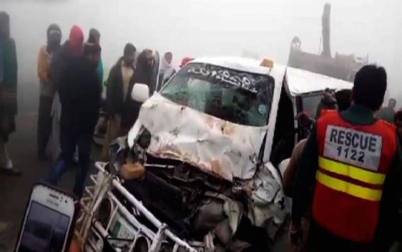 LHC lawyer among three dead in Renala Khurd accident