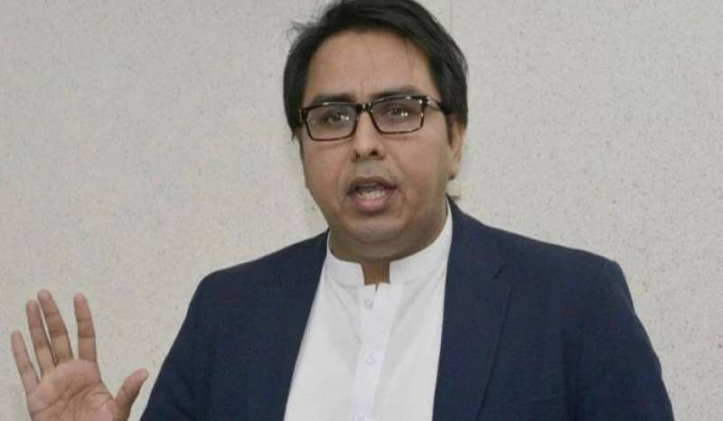 Shahbaz Gill accused of harassing female journalists