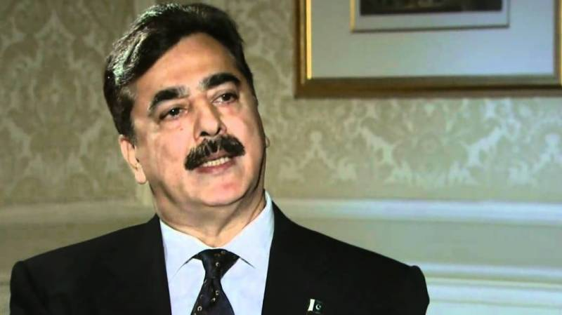 PTI moves ECP to have Gilani disqualified as Senate candidate