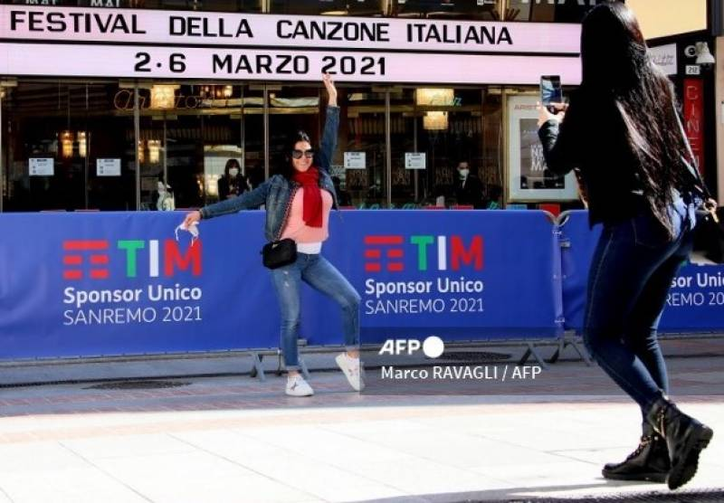Italy's Sanremo festival: Singing, scandals and Zlatan