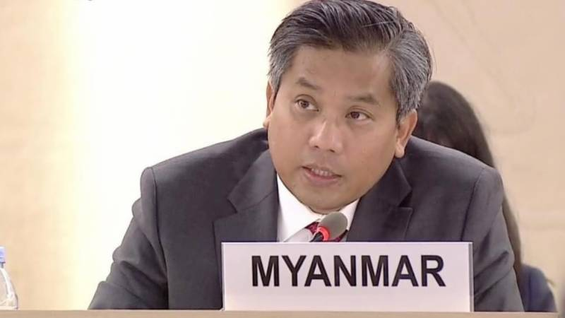 Italy summons Myanmar envoy over crackdown on protests