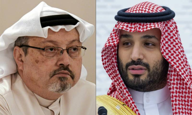 Saudi crown prince faces lawsuit from press watchdog RSF