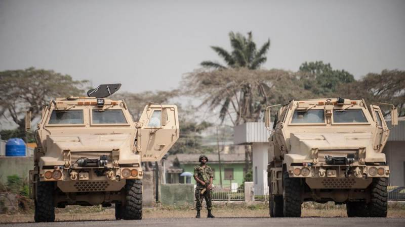 UN base in Nigeria attacked by militants
