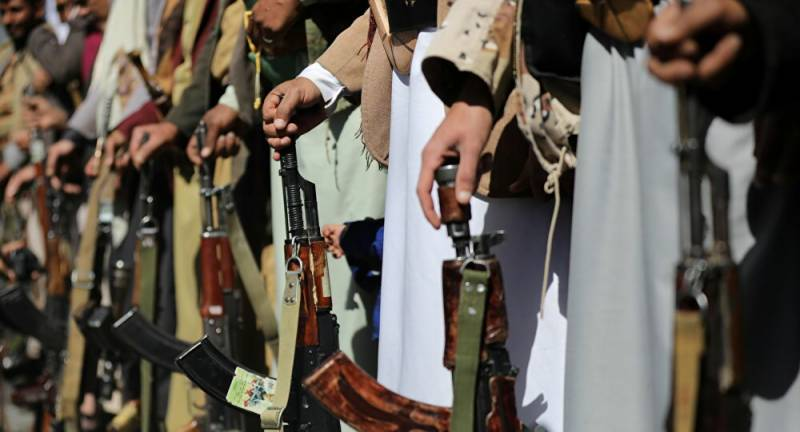US imposes sanctions on two Yemen Huthi commanders