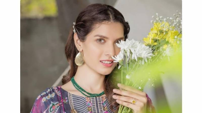Actress Saeeda Imtiaz in trouble after sharing bold photos on Instagram