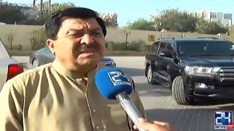 PTI's Aslam Abro says will vote for PPP in Senate elections