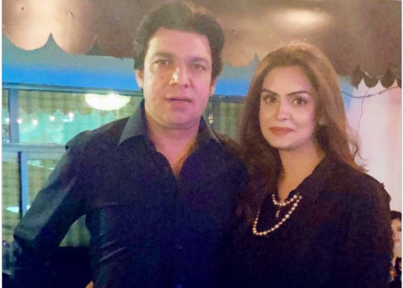 Faisal Vawda's marriage with anchorperson Saadia Afzaal confirmed