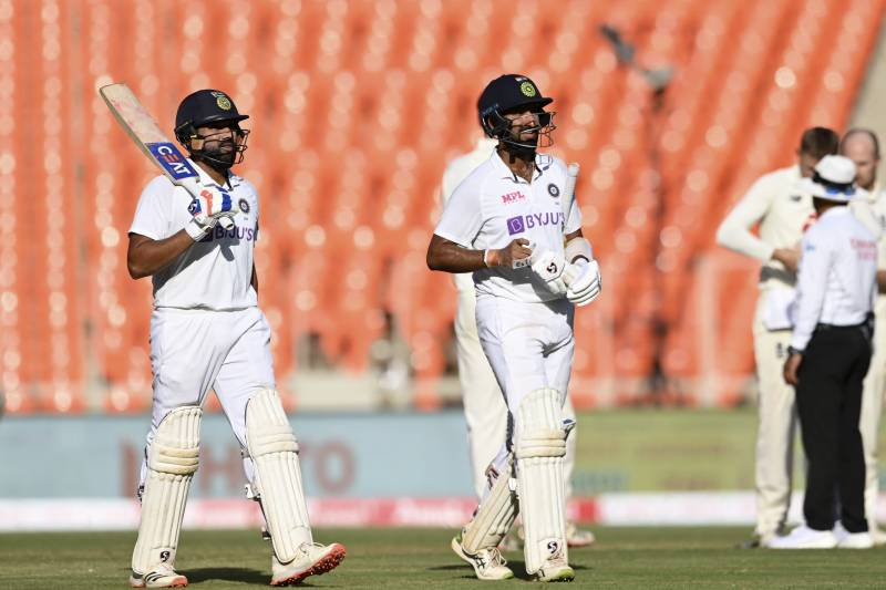 India dismiss England for 205 in final Test