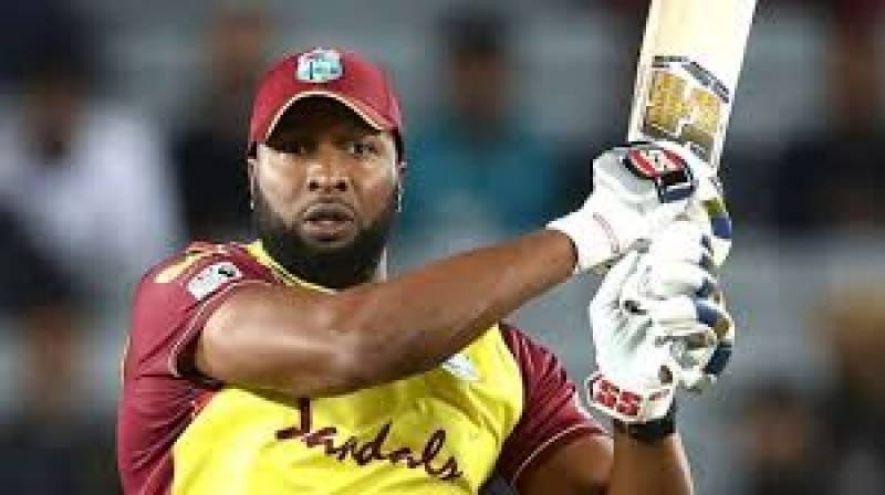 Pollard hits six sixes off hat-trick man Dananjaya in T20 triumph