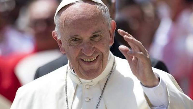 Pope says he will visit Iraq as 'pilgrim of peace'
