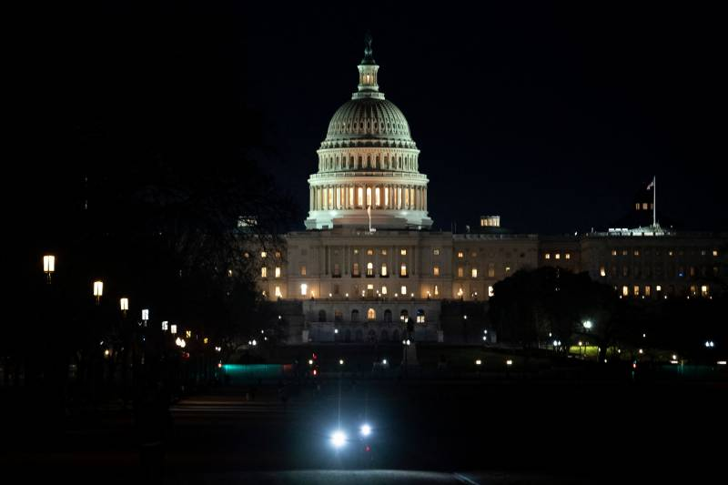 With threat of US Capitol 'breach,' House scraps Thursday session