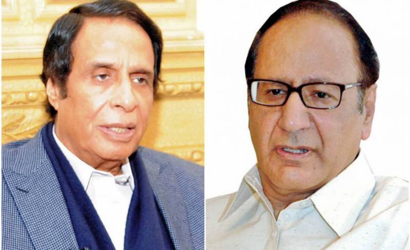 Chaudhrys congratulate Imran Khan on getting vote of confidence