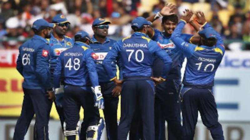 Sri Lanka names 17-member squad for West Indies Tests