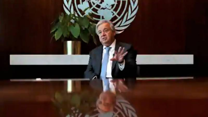 United Nations chief calls for calm in Senegal