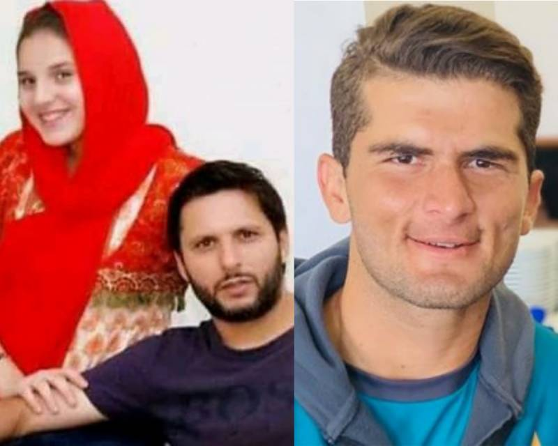 It's confirmed: Shaheen Afridi to wed Shahid Afridi's daughter in two years