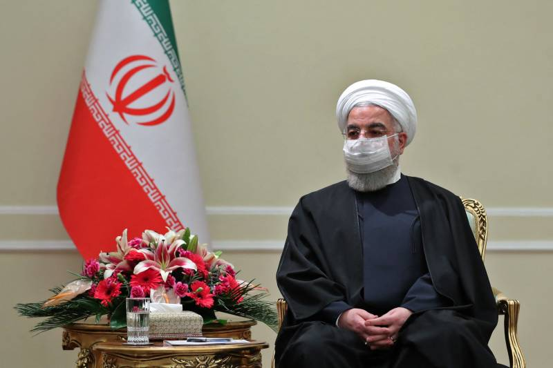 Rouhani urges Europe to avoid 'threats or pressure'