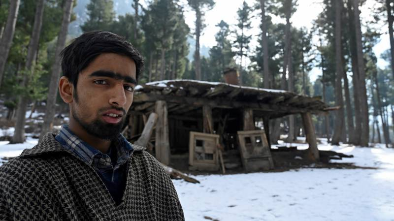 India's forced evictions of forest dwellers fuels Kashmir fears