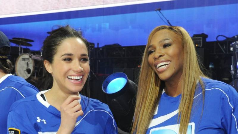 Serena Williams, AmandaGorman lead support for Markle over royal racism