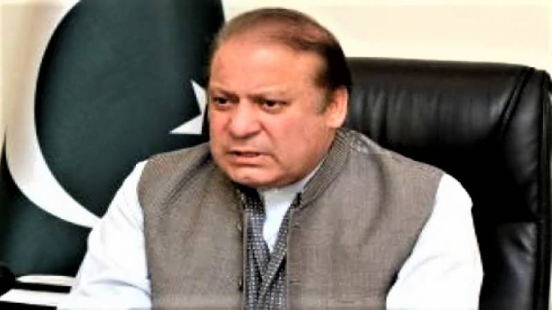 Nawaz Sharif stands firm on demand for free and fresh election