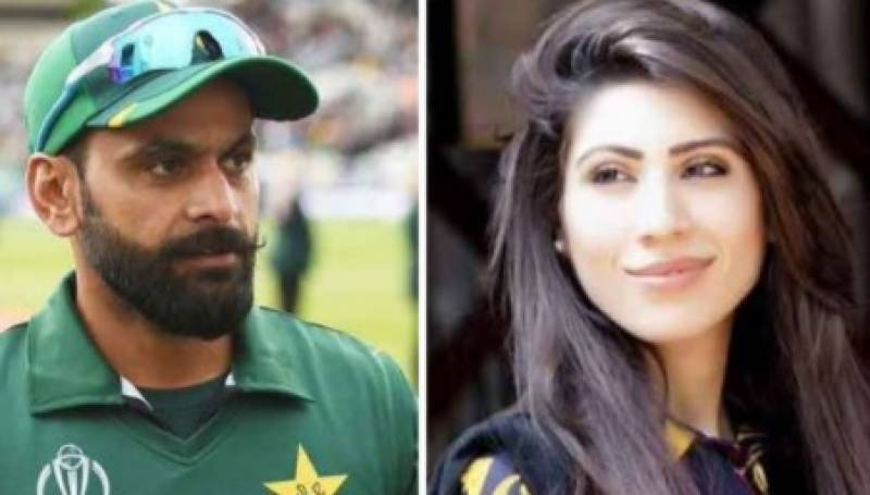 Twitteratis grind Hina Parvez Butt for giving shut-up call to cricketer Hafeez