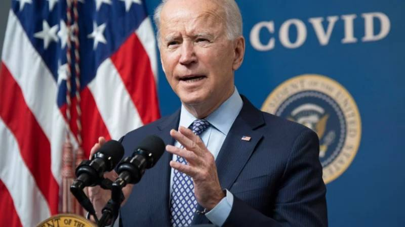 Biden to urge 'hope' one year after pandemic start