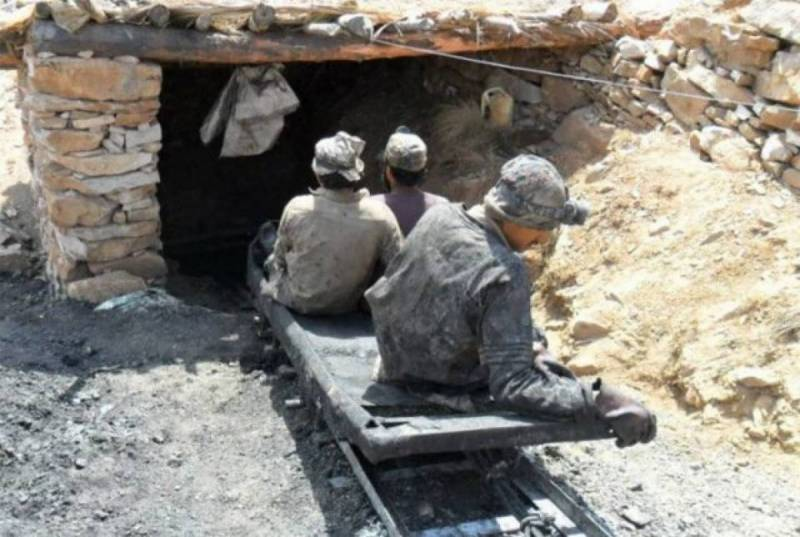 12 coalminers trapped after landslide in Quetta
