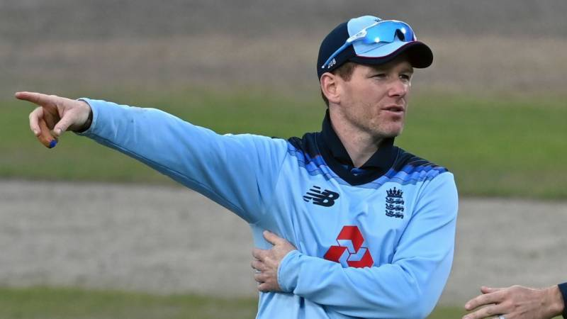 India T20 series opportunity to prepare for World Cup: Morgan