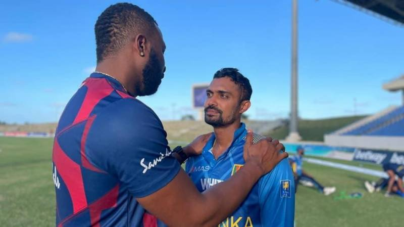 Pollard, Danushka have 'mutual respect' for each other, claims CWI president