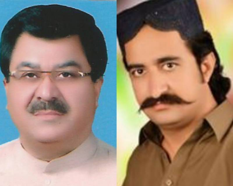 PTI kicks out Aslam Abro, Shehryar Shar from party