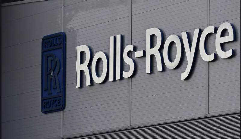 Rolls-Royce losses double to £3.2bn in 2020 pandemic