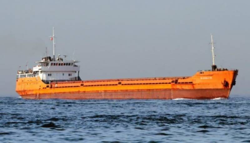 Two sailors die after cargo ship sinks off Romania