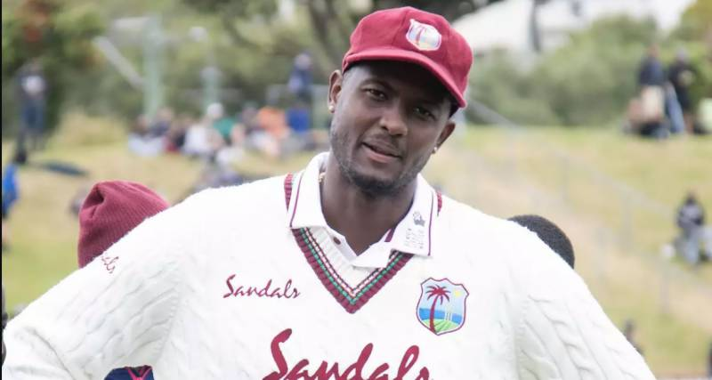 Jason Holder removed as Windies Test captain