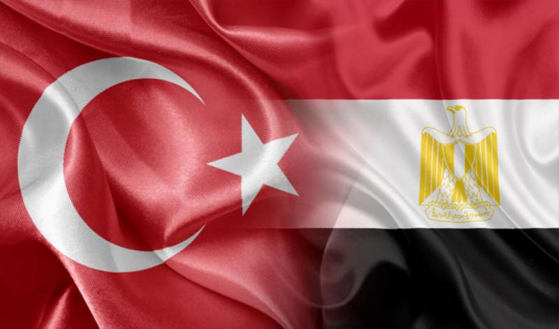 Turkey, Egypt hold first diplomatic contacts since 2013