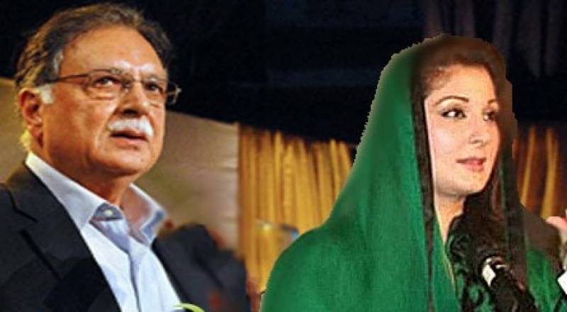 Govt wants to see Maryam in jail because of long march: Pervaiz Rashid