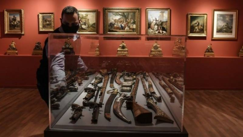 Museums, coins to mark Greek revolution bicentenary