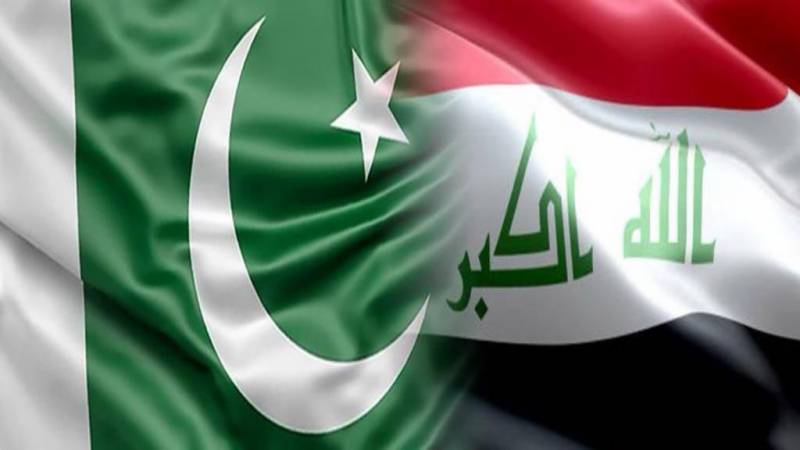 Pakistan despatches COVID-related relief goods to Iraq