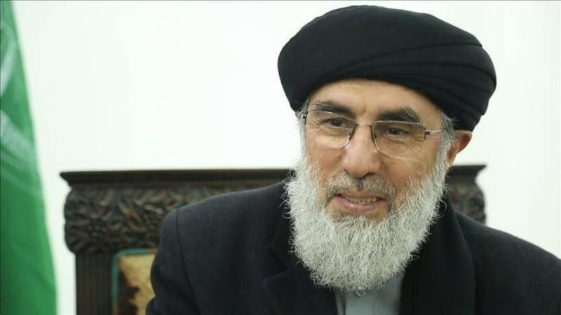US will be forced to exit Afghanistan: Hekmatyar