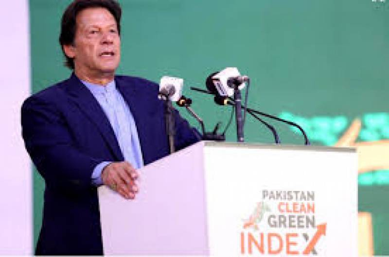 Pakistan's green policies are being recognised globally, says PM Imran