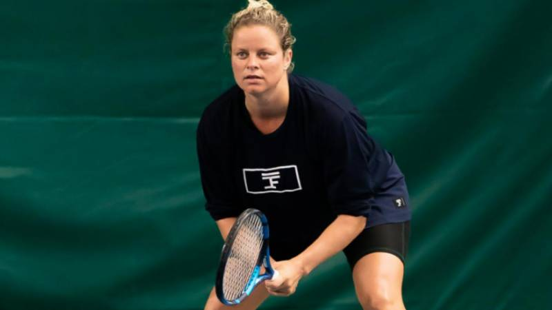 Clijsters pulls out of Miami but 'not ready to quit'