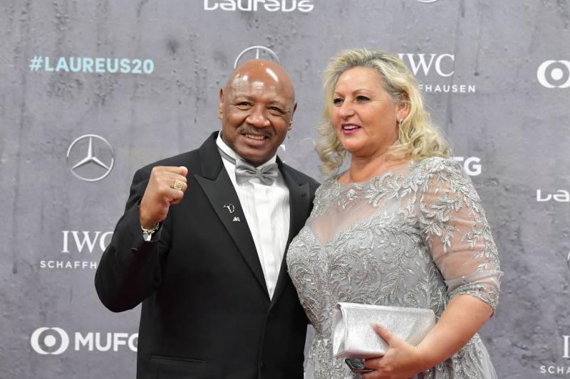 Middleweight great Marvin Hagler dead at 66