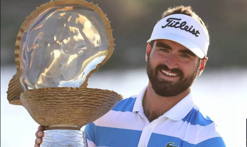 France's Rozner clinches Qatar Masters with monster putt