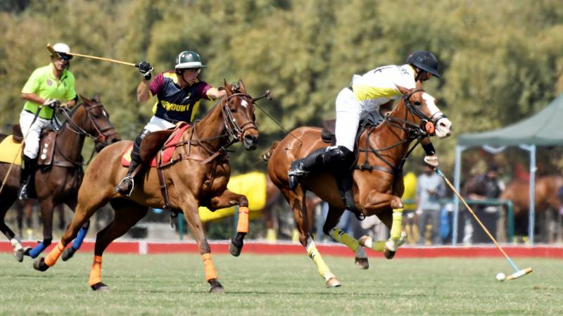 Master Paints, Diamond Paints, FG Polo victorious in National Open Polo