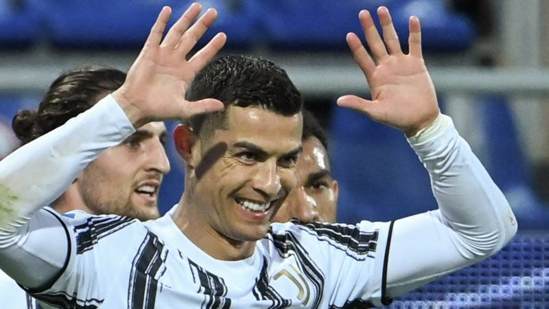 Ronaldo hits back with hat-trick, Inter move nine clear