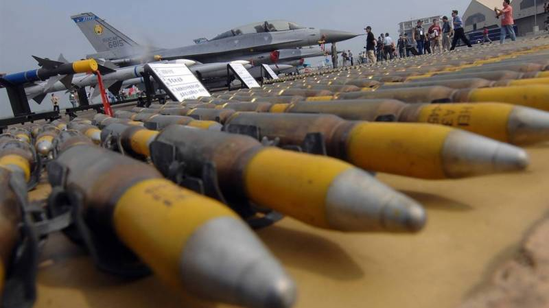 Pakistan among biggest importers of major arms in Asia